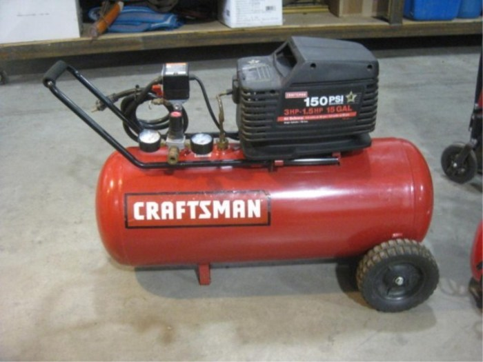 Air Compressor for Rent in Richmond, VA
