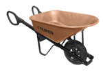 Thumb wheelbarrow