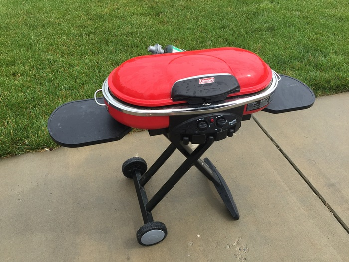 Portable Gas Grill for Rent in Richmond, VA