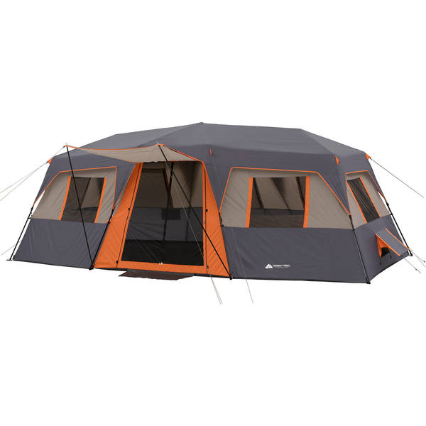 Instant 20' x 10' Cabin Camping Tent, Sleeps 12 for Rent in Richmond, VA